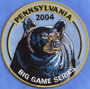 Pa game fish commission wilderness editions 2004 6 artist for Pa game and fish