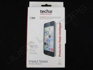 Nuevo Tienda Tech21 T21-3811 Apple IPHONE 5C Duradero Pantalla Protectora