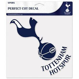 Tottenham Hotspur Logo 4 X 9 Die Cut Decal Window Car Or Laptop Free Ship Ebay