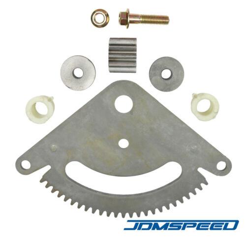for John Deere L118 L120 L130 Selective Sector Gear Pinion Gear w//Bushings