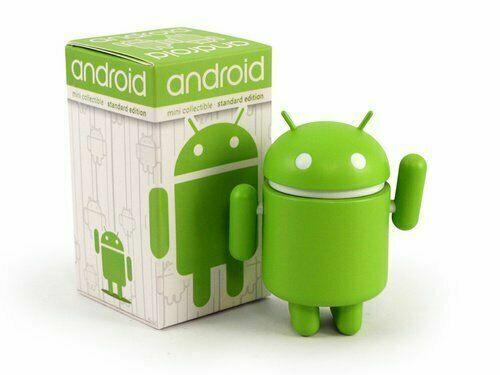 Android Mini Collectible Standard Figure Urban vinyle Dead Zebra Genuine