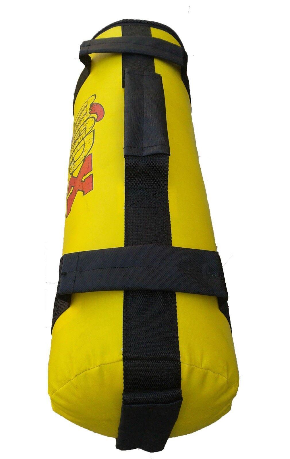 Madx 10KG panno di potenza / Sand sacchetto pieno CROSSFIT BOXE MMA ALLENAUomoTO