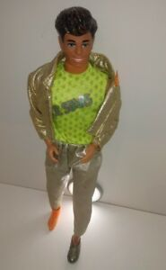 Barbie amp the Rock Stars  DEREK  Vintage 1985 Doll  Rare Collectible Item - Wigan, United Kingdom - Barbie amp the Rock Stars  DEREK  Vintage 1985 Doll  Rare Collectible Item - Wigan, United Kingdom