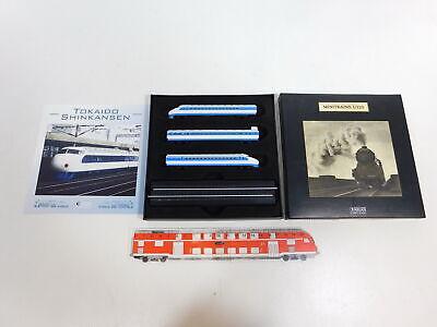 Ca781-0, 5# Minitrains Atlas Traccia Z Fittizio E-lok Tokaido Shinkansen, Neuw + Ovp-mostra Il Titolo Originale