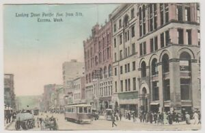 card-Looking-down-Pacific-Avenue-from-11th-Tacoma-Wash-P-U-A189
