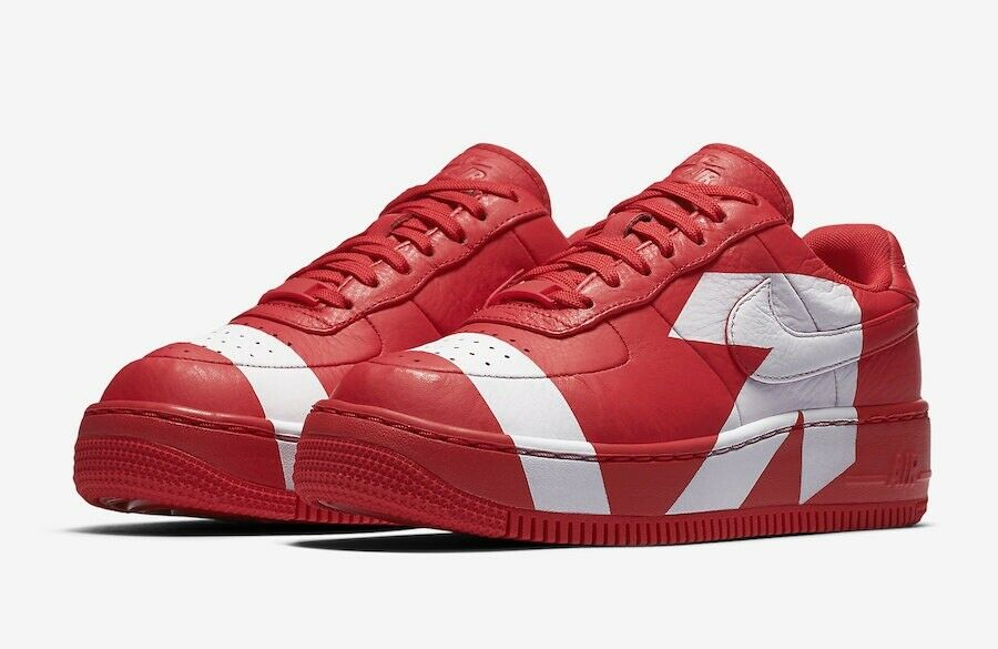 Brand New W AF1 Upstep LX 898421-601 University Red Size 6