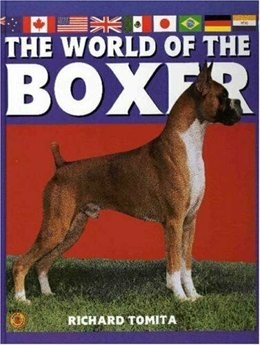 The World of the Boxer by Tomita, Richard Hardback Book The Fast Free Shipping