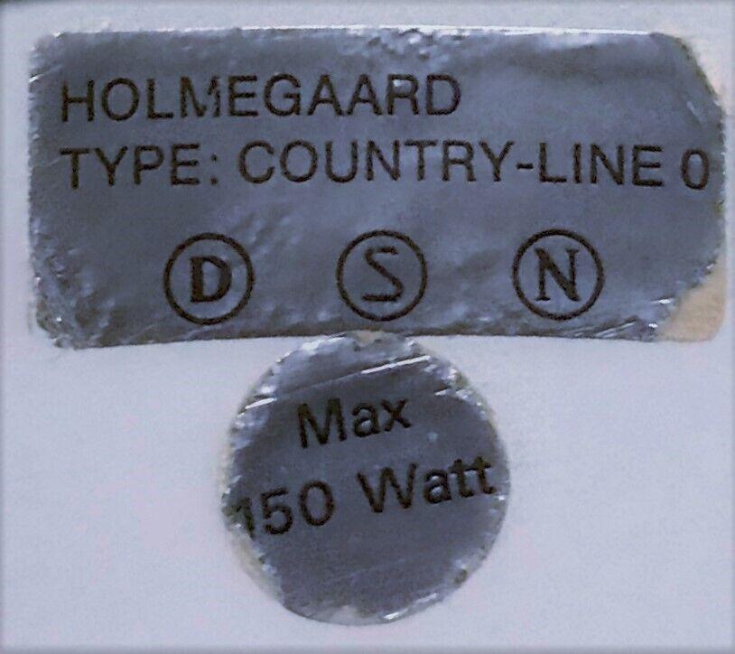 Sidse Werner, Holmegaard Country Line, pendel