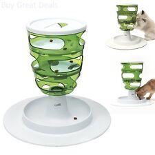 Senses Cat Kitty Food Tree Interactive Feeder Treat Food Maze Kitten Play Toy