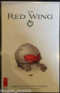Red-Wing-1-VF-NM-1st-Print-Image-Comics-Jonathan-Hickman