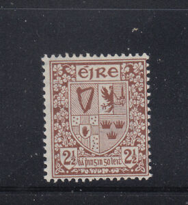 Ireland-1940-1942-2-1-2-d-Coat-of-Arms-Sc-110-VLH