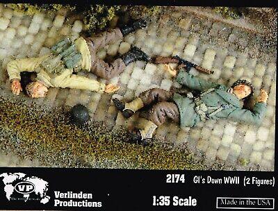 1/35 Resin Figure Verlinden 2174. New.