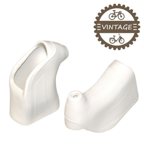 WHITE HOODS CYCLE VINTAGE 22MM FIXIE SINGLESPEED SET OF DOUBLE BRAKE LEVER