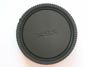 SONY NEX REAR LENS CAP GENERIC