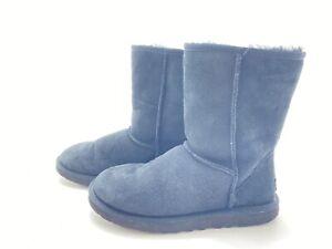 Details zu UGG Damen Stiefel Stiefelette Boots Schwarz Gr. 39 (UK 6,5)