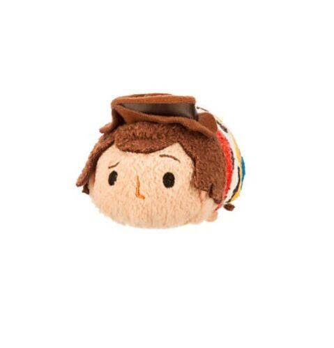 Disney Store Toy story princess tsum tsum mini stackable bean bag NWT U CHOOSE