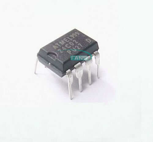10PCS AT24C32 AT24C32A 2-Wire Serial EEPROM Memory DIP IC