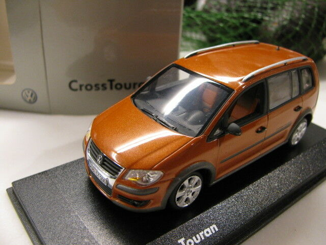 1   43 minichamps vw volkswagen cross touran druckguss