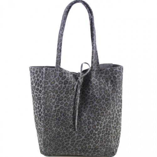 Beautiful Ladies Italian VP8102 Leather Shopper Bags Women Soft Shouder Tote Bag