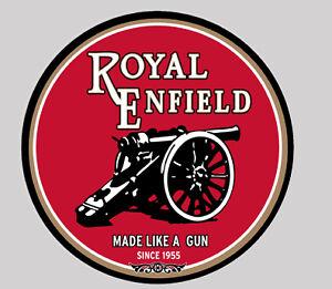 Sticker-ROYAL-ENFIELD