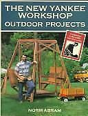 The New Yankee Workshop Outdoor Projects, Norm Abram, 0316004855, Book, Good