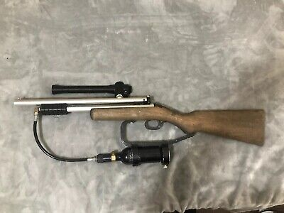 .875 Elbow Stock Class Feed  CCI Tube Adapter Pump paintball vintage WGP Sniper