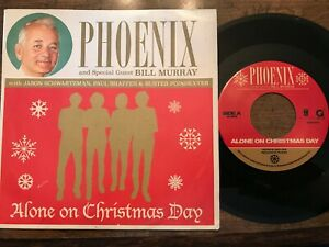 Phoenix And Special Guest Bill Murray Alone On Christmas Day 45 | eBay