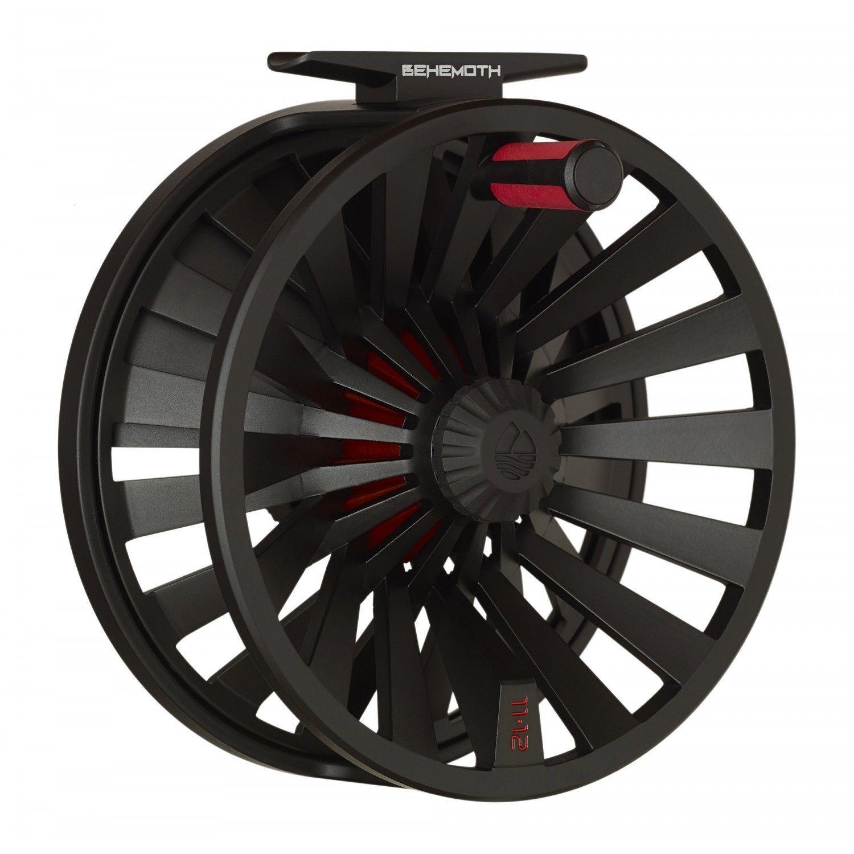 Nuevo rojoington Behemoth  4 5 peso Reel Negro + Garantía, Envío Gratis a EE. UU.