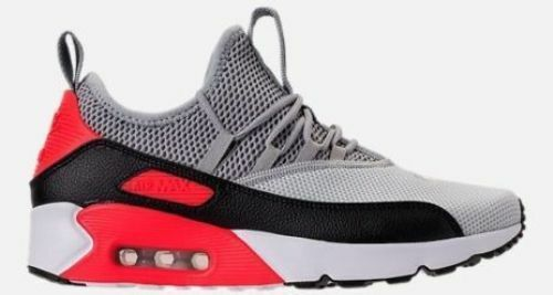 NIKE AIR MAX 90 EZ MEN's CASUAL WOLF GREY - COOL GREY - BLACK AUTHENTIC SIZE 9