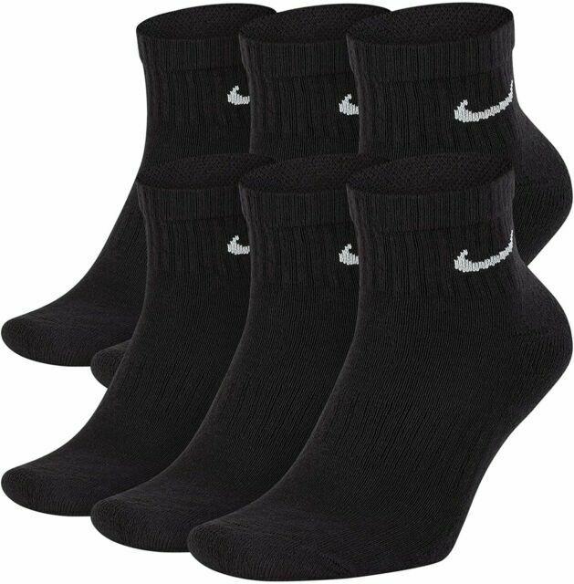 Nike Juego De 6 Pares Ankle Socks for Men, Size L - 6 Pair
