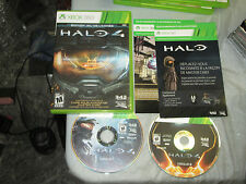 Halo 4 -- Game of the Year Edition (Microsoft Xbox 360)(French Game) complete