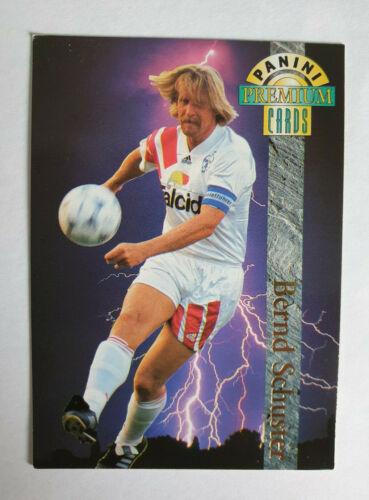 5 Panini Premium Cards 94//95 Fussball 95 RAN Sammelkarten Bayer 04 Leverkusen