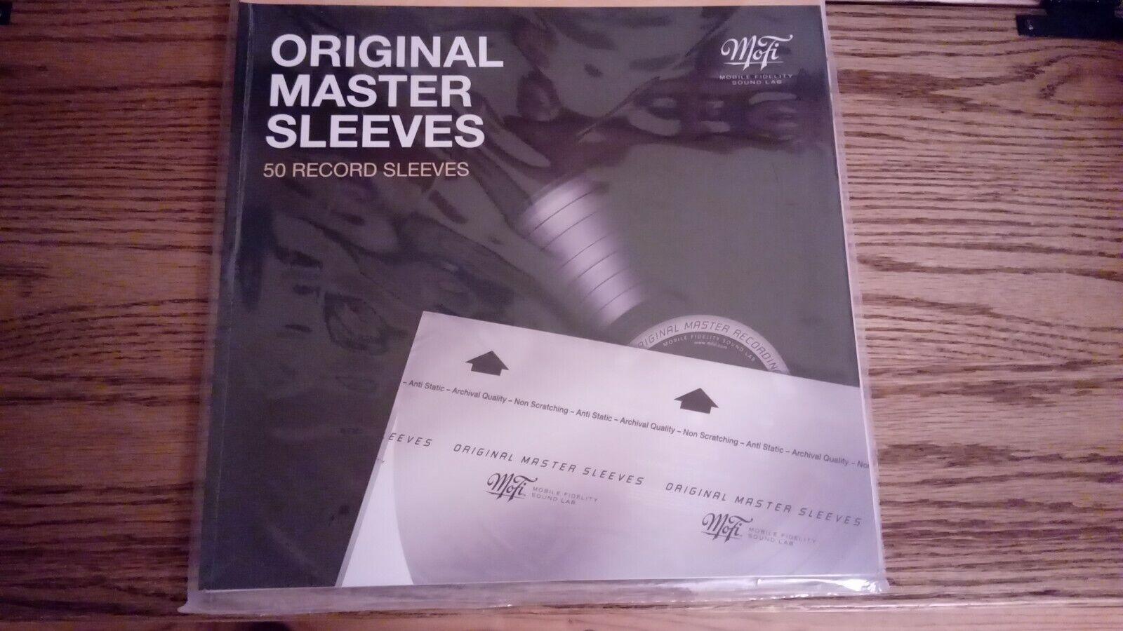 Round-Bottom Vinyl Record LP Sleeves 100 Pack Turntable Lab