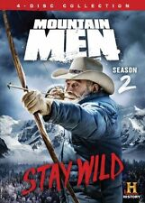 Mountain Men Complete Second Season 2 Two DVD Set Serie History Channel Video TV