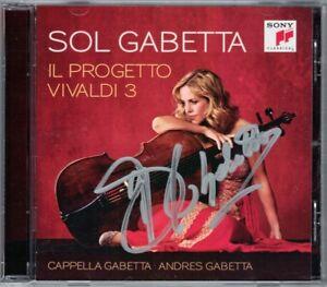 Sol-GABETTA-Signed-IL-PROGETTO-VIVALDI-3-PLATTI-ZANI-CHELLERI-Cello-Concerto-CD