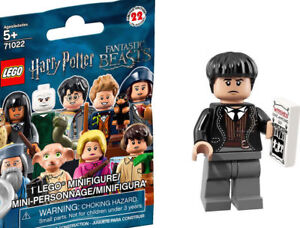 LEGO MINIFIGURE FIGURINE SERIE HARRY POTTER N° 21 CROYANCE BELLEBOSSE DUMBLEDORE