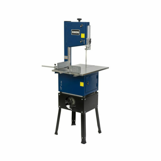 Rikon 10-308 10 inch Meat Saw with Grinder
