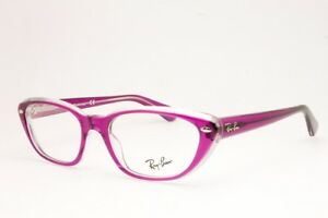 cc3a4de2898d9 Image is loading AUTHENTIC-RAY-BAN-RB-5242-5254-EYEGLASSES-SIZE-