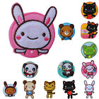 Animal Cartoon Cute Kid Iron On Patch Sew Applique Craft Embroidered 1pcs WB