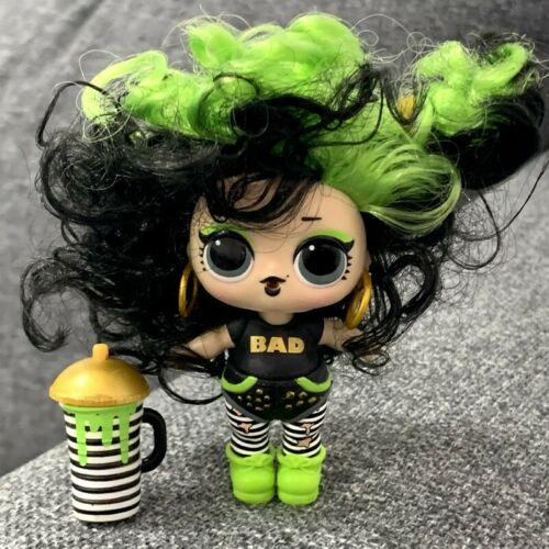 Original BHADDIE with outfit Lol surprise doll Series 5 Hairgoals toy Rare