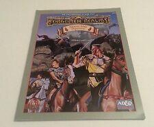 AD&D Forgotten Realms The Return of Randal Morn Adventure Module ..(C6B5)