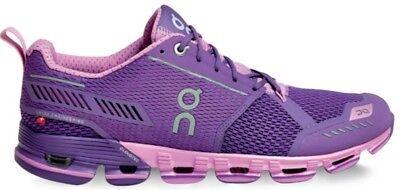 On Running Cloudflyer Purple Rose Damen Laufschuhe Running