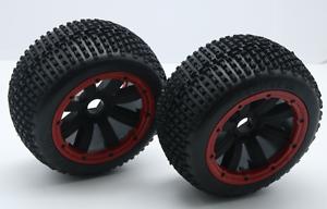 Rueda Trasera Dirt Buster Neumáticos 2 un. para HPI Baja 5B