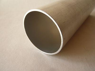 TUBE ALUMINIUM Ø 80 X 76  X longueurs pré-découpées