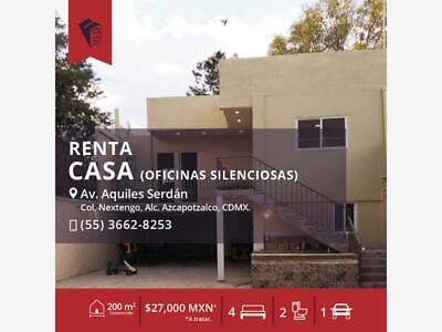 Casa en Renta en Nextengo