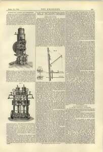 1884-Northcote-Patented-Air-Compressor