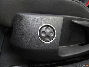 Aluring Alu ring Spiegelversteller Audi A3 8P Sportback Chrom