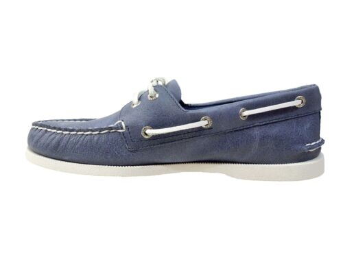 Blanche sider Casual Top Moc 2 o Hommes Casquette Sperry Toe Oeillets Bateaux A Chaussures nHaC8wZxxq