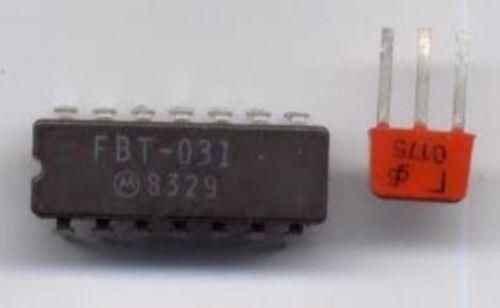 MOTOROLA FBT-031 CDIP-14