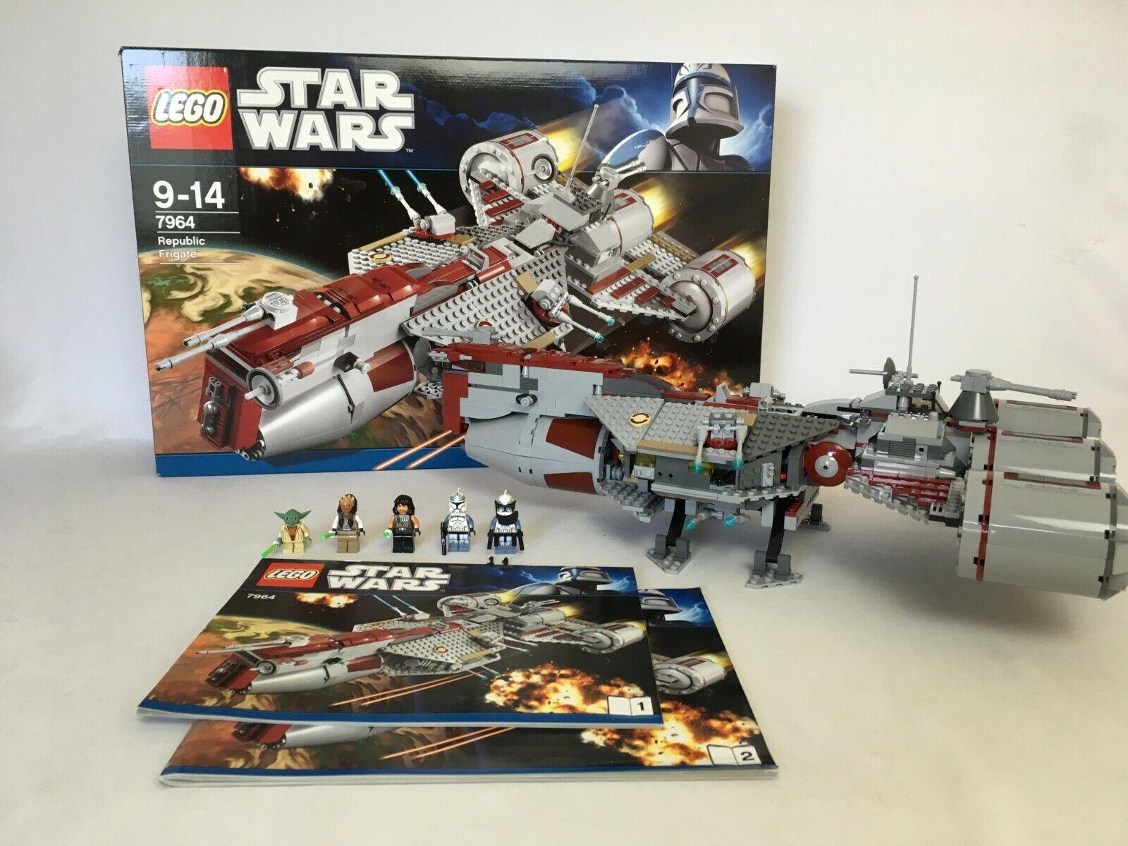 LEGO® Star Wars 7964 Republic Frigatte